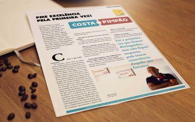 PME Excelência pela 1.ª vez – Entrevista à Revista Business Portugal